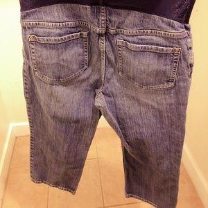 Liz Lange for Target Jeans - Maternity ankle cut jeans